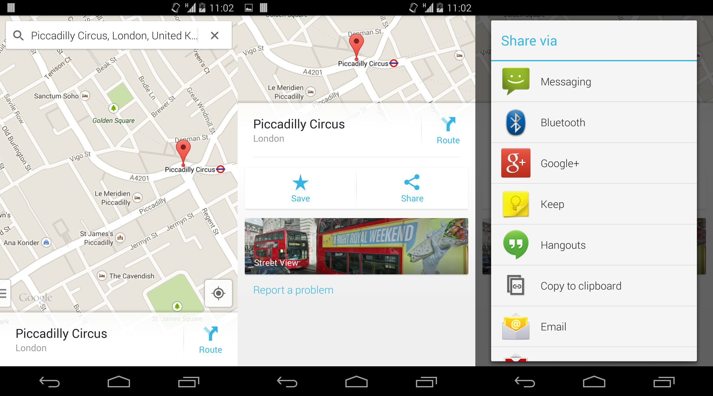 How To Share Directions On Google Maps Blog Uptodown En