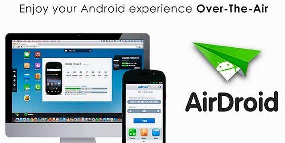 AirDroid, gestiona tu Android desde el ordenador de forma inalámbrica