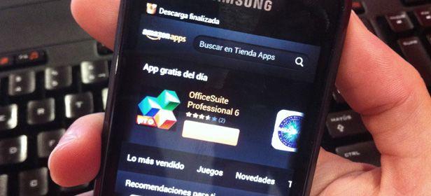 Amazon AppStore gratis dia Amazon regala una aplicación Android de pago al día en su propio bazar