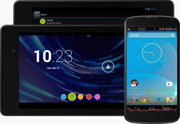 Android 43 Nexus
