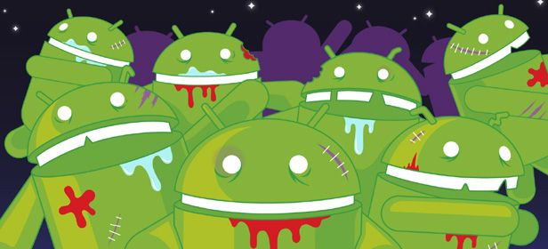 Android Zombie cabecera