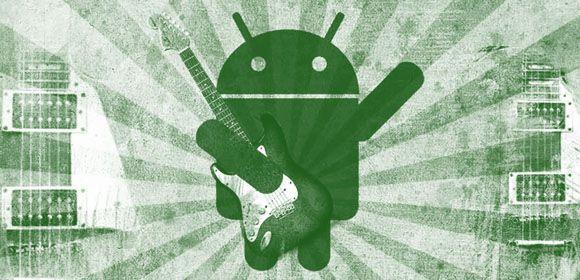 Android musica aplicaciones Cinco aplicaciones de Android indispensables para músicos