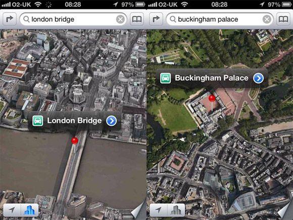 Apple Maps iOS 6 Ya está iOS 6 disponible para todos los usuarios