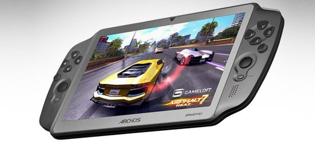 Archos gamepad cabecera Archos GamePad, a Tablet for Playing