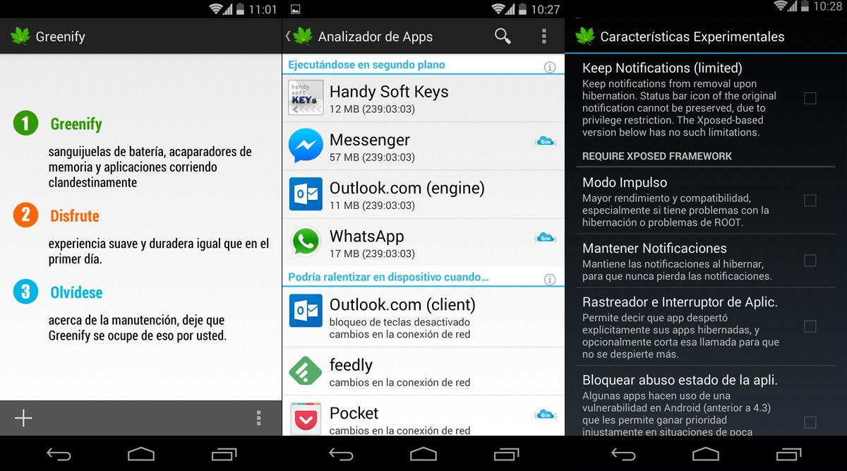 Bateria-Android-greenify