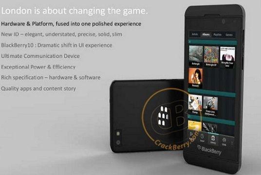 BlackBerry 10, la nueva generación