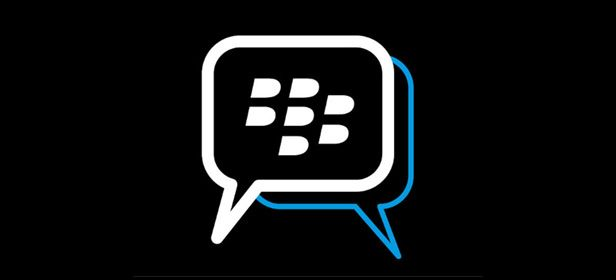 Blackberry Messenger cabecera