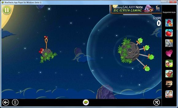 Bluestacks Angry Birds PC Utiliza aplicaciones de Android en tu PC con Bluestacks