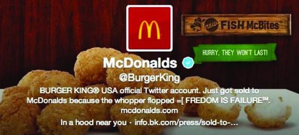 BurguerKing twitter hackead cabecera