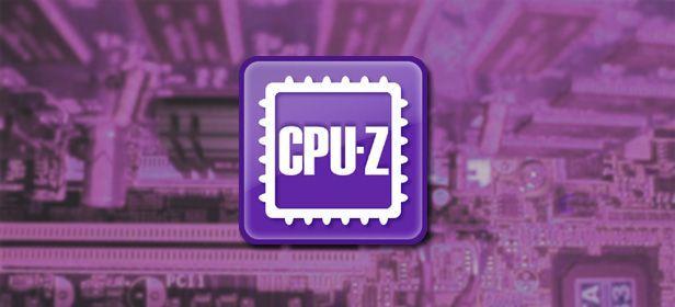 CPUZ cabecera
