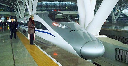 Compra online de tickets de tren para viajar por China