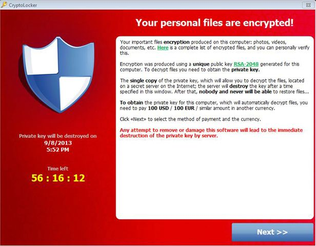 Cryptolocker-screenshot