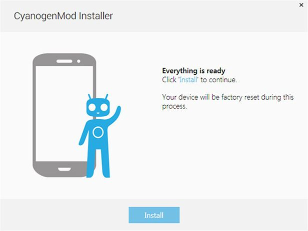 Cyanogen-Windows