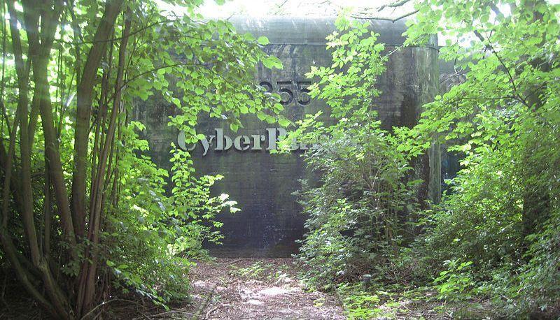 Cyberbunker bunker real
