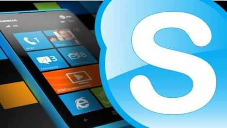 Descarga Skype para Windows Phone