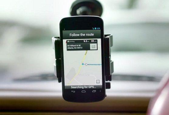 Disponible la actualización de Google Maps para Android con importantes mejoras