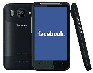 El móvil de Facebook