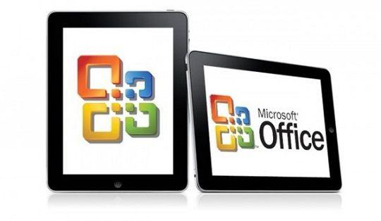En breve la suite Microsoft Office para iPad estaría llegando en forma de aplicación a la App Store de Apple