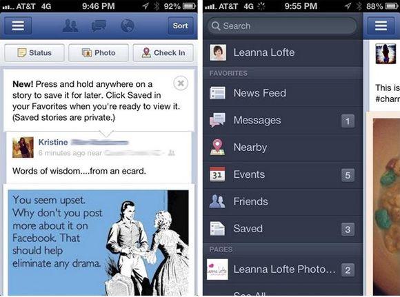 FB save for later Facebook mejora el visor de fotografías y permite guardar las publicaciones para verlas más tarde