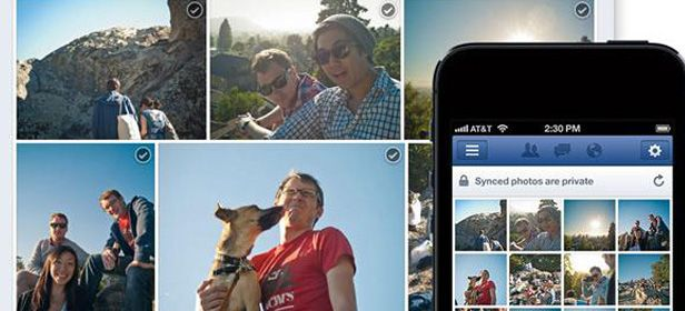Facebook Photo Sync cabecera Photo Sync: Facebook enables automatic photo upload on smartphones