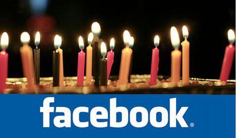Facebook cumplió 8 años de vida