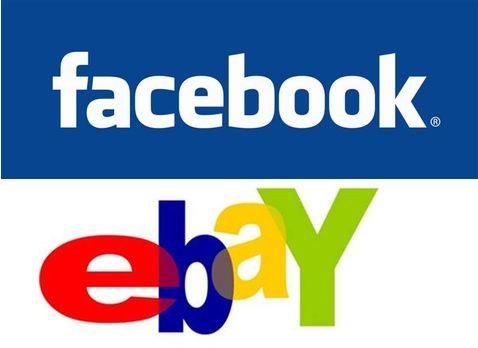 Facebook y eBay ya son socios
