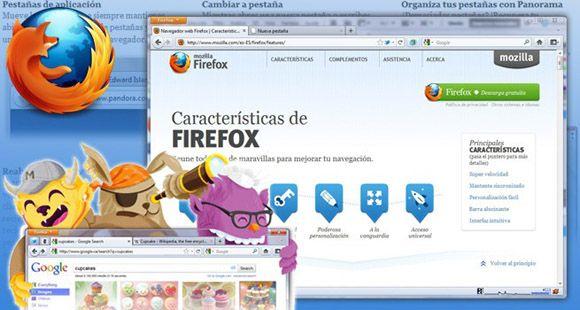 Firefox 16 caracteristicas El accidentado lanzamiento de Firefox 16