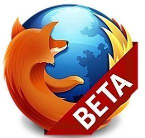 Firefox 9 Beta 3