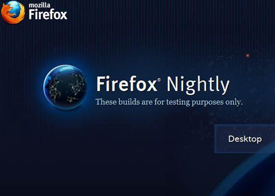 Firefox9 0 Firefox 9, primer vistazo