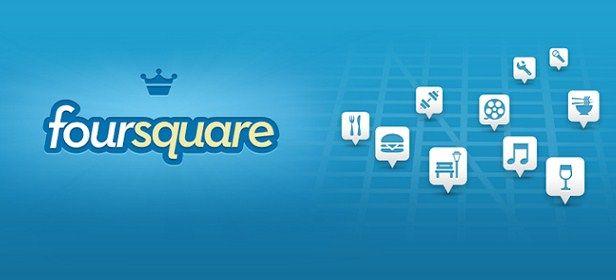 Foursquare, política de privacidad, condiciones de uso