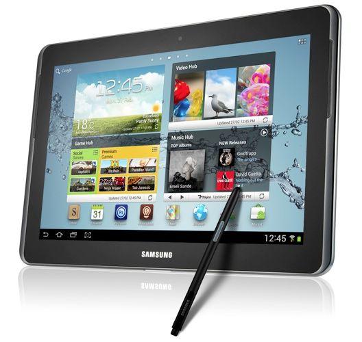 GALAXY Note 10.1 1 Las primeras impresiones de Samsung Galaxy Note 10.1