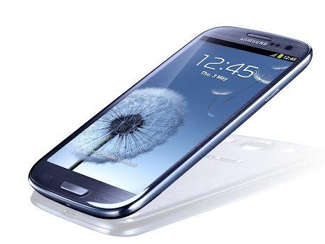 Galaxy S3 Samsung 1 Samsung presenta el nuevo Galaxy S III
