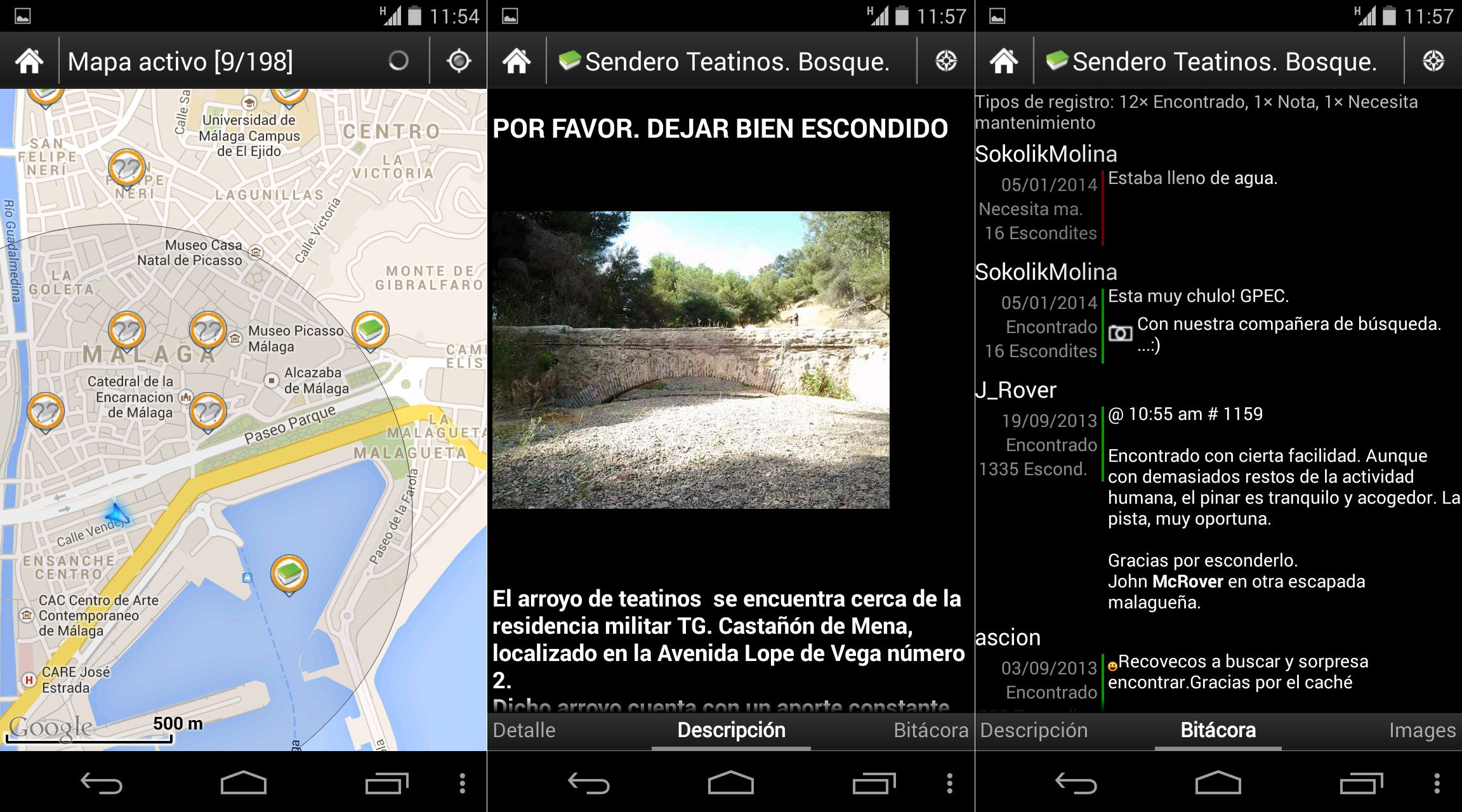 Geocache-screenshot-cgeo