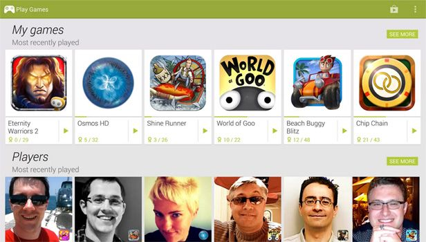 Google Play Games screenshot 2