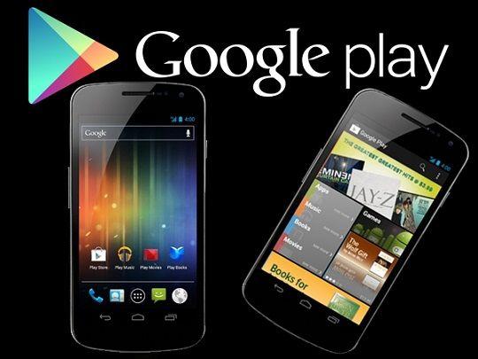 Google Play ya ha superado las 15.000 millones de descargas de sus aplicaciones