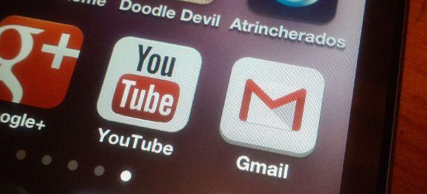 Google Youtube y GMail iOS cabecera Google actualiza las aplicaciones de GMail y Youtube para iOS