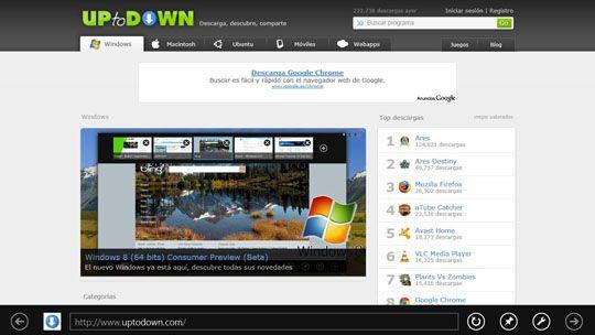 Greenshot 2012 03 01 17 31 26 ¿La versión Metro de IE10 ha desaparecido? Aquí la solución