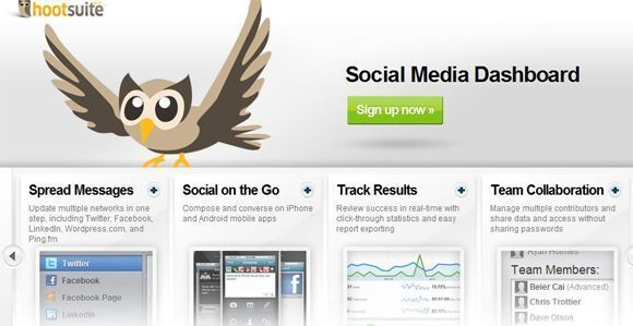 Hootsuite1 Twitter limita el uso de su API en otros programas