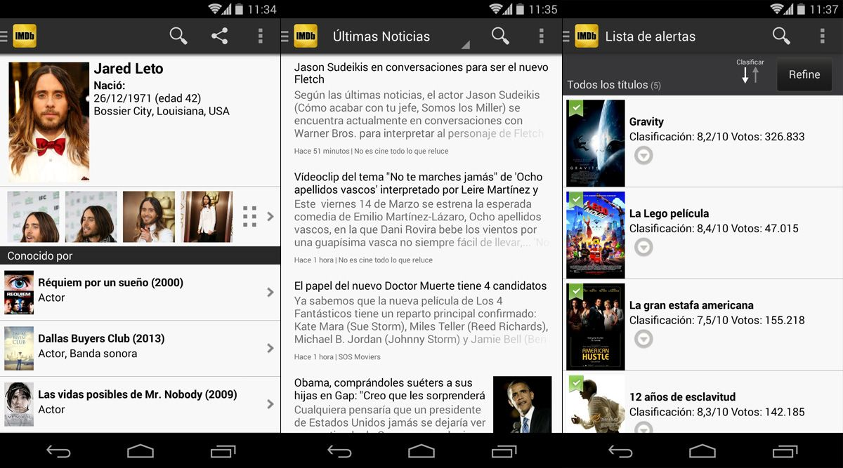 IMDB-Android-screenshot-3