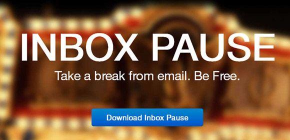 Inbox Pause feat Evita distracciones al consultar tu email con Inbox Pause