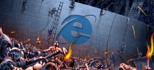 Internet Explorer 10 desinstalar