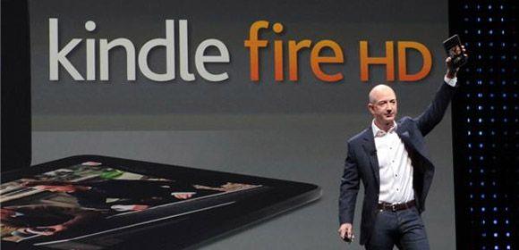 Kindle Fire HD Amazon presenta su nueva gama de productos Kindle