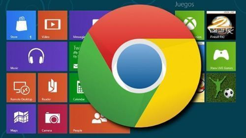 La version preliminar de Chrome para la interfaz Metro de Windows 8 ya esta disponible para la descarga