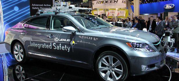 Lexus CES 2013 What CES 2013 left us