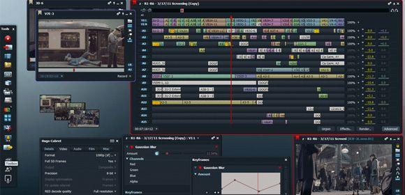 Lightworks cabecera Lightworks, un potente editor de vídeo Open Source