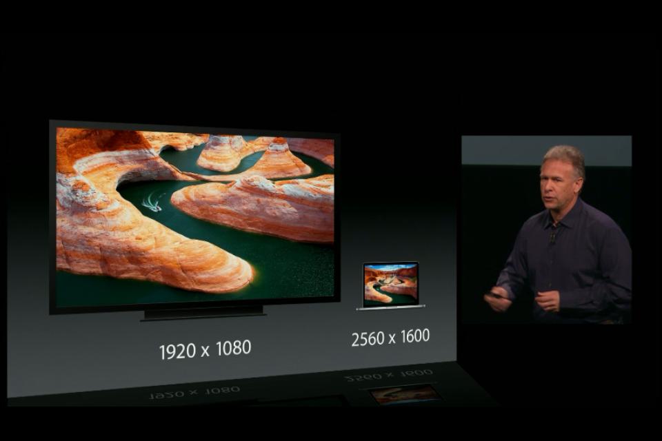 MacBook Pro 2 Apple presenta su nueva gama de productos