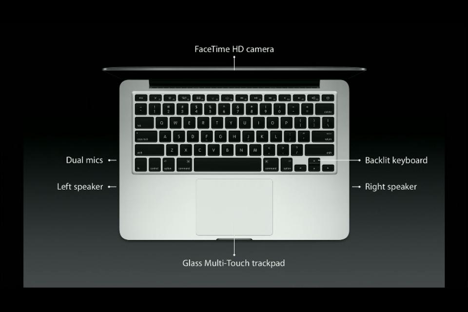 MacBook Pro 3 Apple presenta su nueva gama de productos