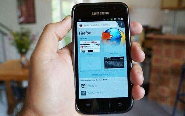 Mozilla Firefox para Android