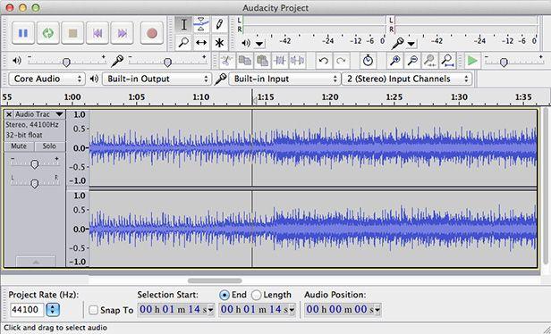 Musica-Audacity