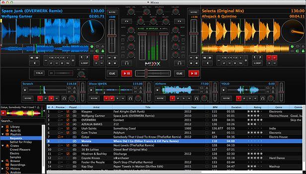 Musica-Mixxx